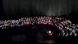 Austin high school choirs Bohemian Rhapsody