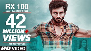 Rx 100 New Haryanvi Video Song 2019 Raj Mawer, Kaka Feat. Vicky kajla, Harsh Gahlot, Akaisha