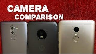 Moto G5 Plus vs Honor 6x vs Redmi Note 4 Camera Comparison | Moto G5 Plus Camera Review