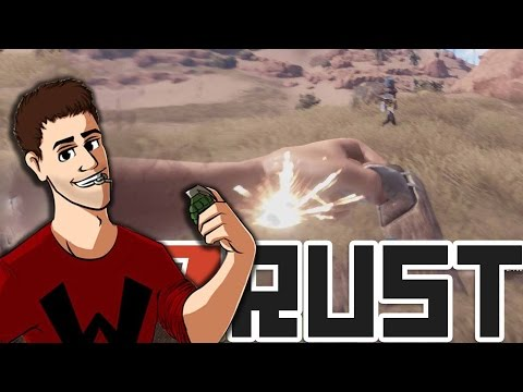 THE WORST PISTOL YOU'LL EVER SEE | Rust With Friends Again Part 5
