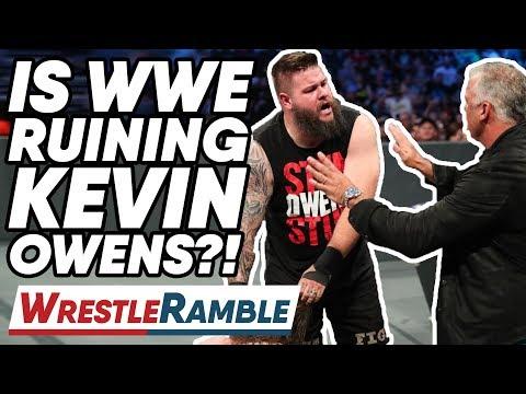 Is WWE RUINING Kevin Owens ALREADY?! WWE SmackDown Aug. 20, 2019 Review | WrestleTalk WrestleRamble