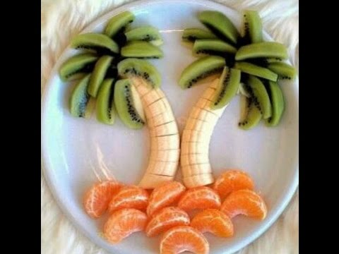 Fruit Decoration Creative Ideas || Cook With Riya