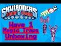 Mok: New! Skylanders: Trap Team: Magic Traps Unboxing