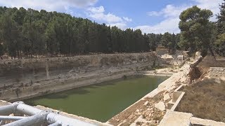 Древние водохранилища в Вифлееме реконструируют (новости)