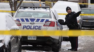Gambar cover Ottawa shooting leaves 1 dead, 3 in hospital