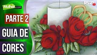 Luciano Menezes – Guia de cores Parte 2/2