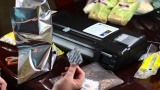 Long Term Food Storage with Mylar Bags and a Vacuum Sealer