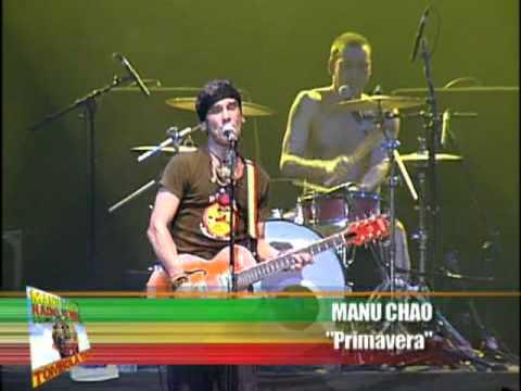 Manu Chao - Primavera - Live @ Caracas