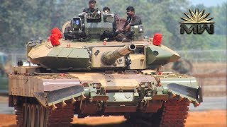 TANK ARJUN ⚔️ Indian MBT [Review]