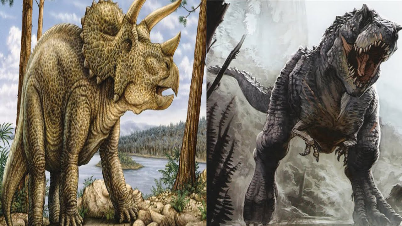 Godzilla Wallpaper Hd 1920x1080 Triceratops Vs V Rex Who Would Win 1 Youtube
