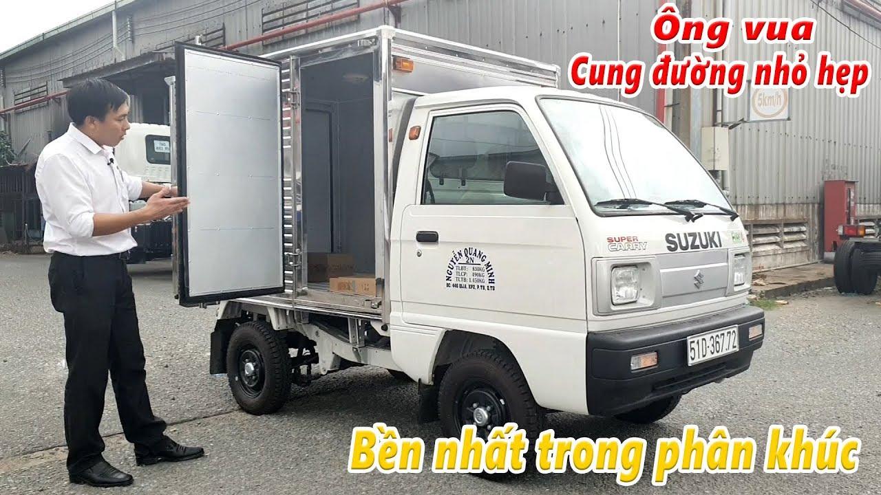 Giá xe tải suzuki 5 tạ | suzuki 500kg phiên bản 2019 tại – Đánh giá xe tải