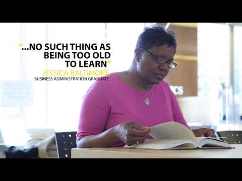 School of Adult and Graduate Education: Overview