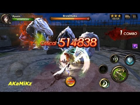 HIT [Android/iOS] All Class Gameplay