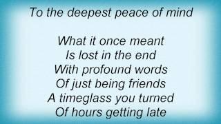 Tiamat - Atlantis As A Lover Lyrics