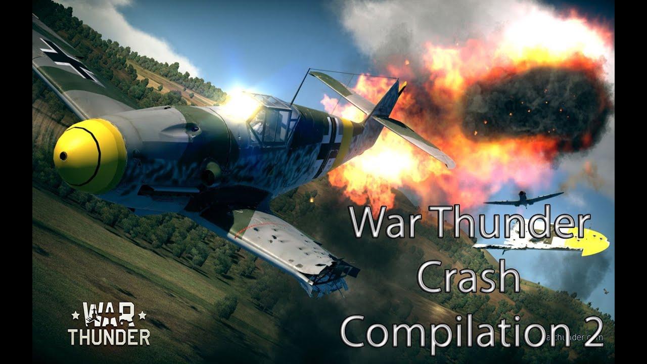 warthunder crashes