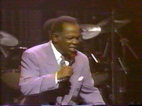 LOU RAWLS LIVE - BRING IT ON HOME