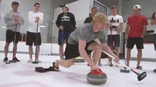 Hack & Hammer - Curling Tournament - 2014 Development Camp
