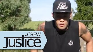 A Day In The Life Of E-man | Justice Crew