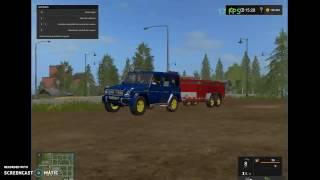 """[""""Mercedes-Benz Farming Simulator 2017 mods""""]"""