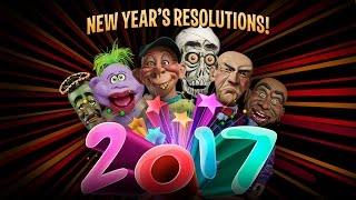 New Year's Resolutions 2017 | JEFF DUNHAM