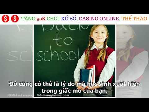 giải mã giấc mơ đi học tại kqxsmb.info