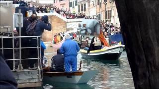 Venice Carnival 2011 - Flight of the Rat