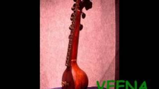 Instrumentos musicales de India