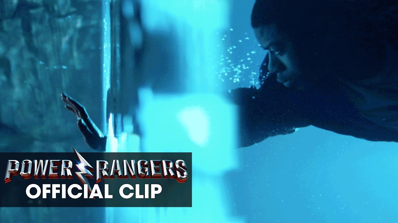 Power Rangers (2017 Movie) Official Clip - 'Underwater'