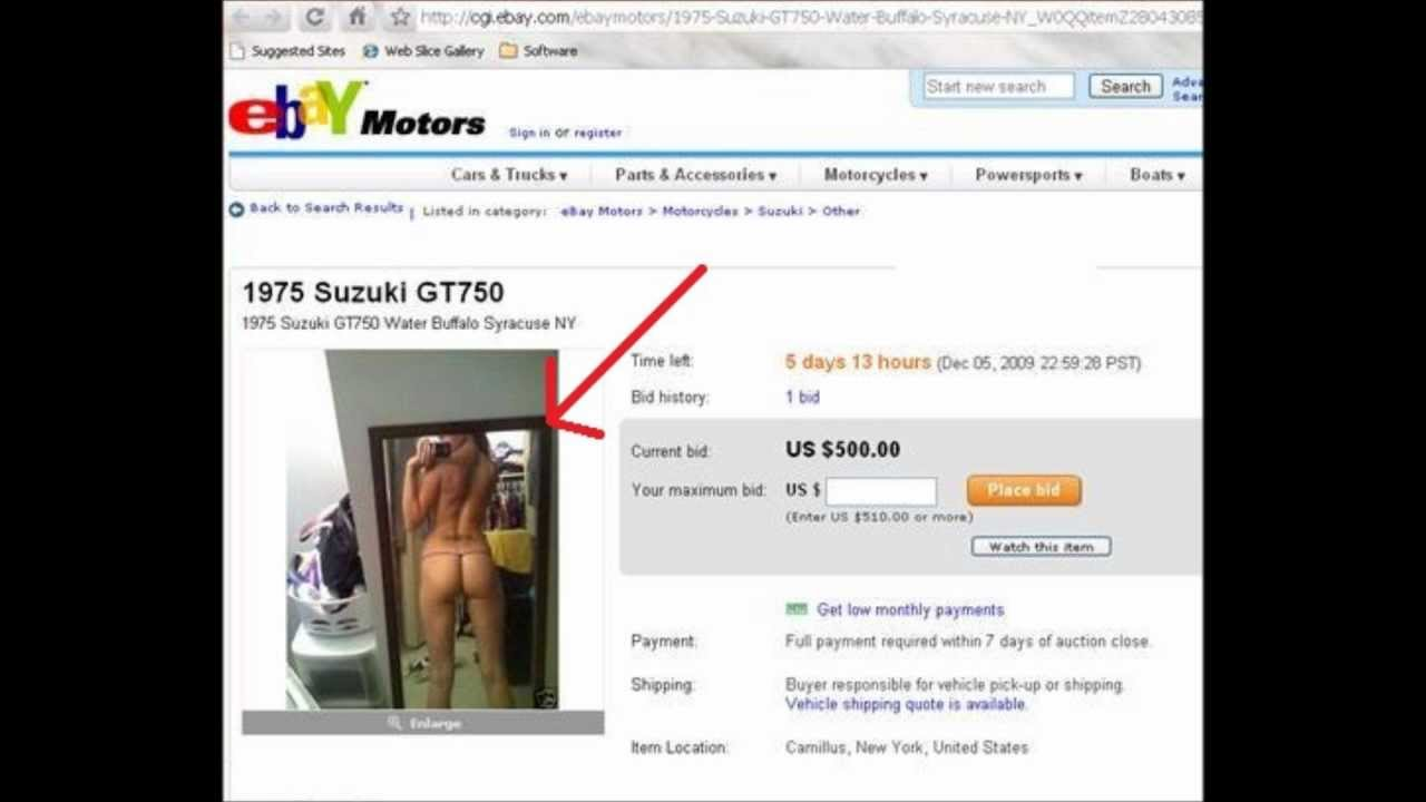 Ebay Fail Youtube