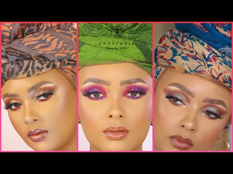 3 LEWKS! ABH x Jackie Aina Palette: Review, Swatches, Tutorial! thumbnail