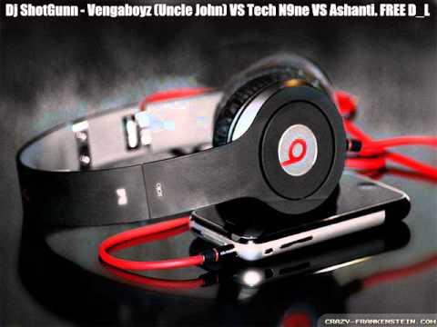 Dj ShotGunn - Vengaboyz (Uncle John) VS Tech N9ne VS Ashanti. FREE D_L(By Ken Of Car Ambiance)