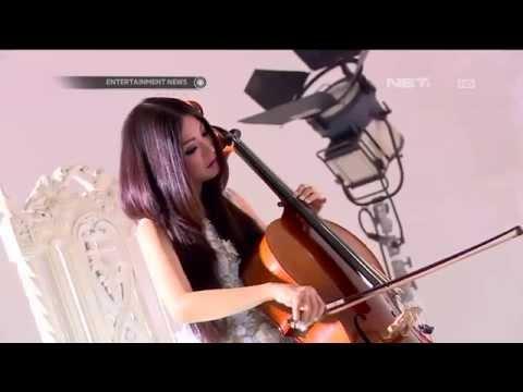 Sarwendah Syuting Video Klip Baru