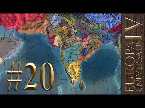 Vijayanagar to Hindustan #20 - Europa Universalis IV