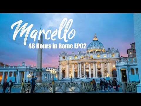 48 Hours in Rome EP02