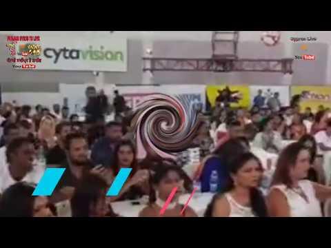 Jass Bajwa||Kaur B Live show Cyprus Nicosia 2018 |By Punjabi Cyprus to live