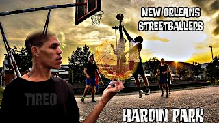 Tireo Street Basketball LEGEND,, Tireo Is A Street Basketball Legend From New Orleans Hot Footage