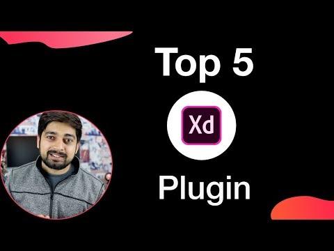 Top 5 Adobe XD Plugin