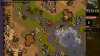 Amikrop1 Vs Ammazzalepri - Orcs Vs Elves - Replay Of Battle For Wesnoth Ladder
