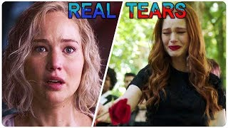 10 Scenes Where Actors Actually Cried