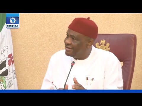VAT Controversy: Governor Wike Hits Back At Critics