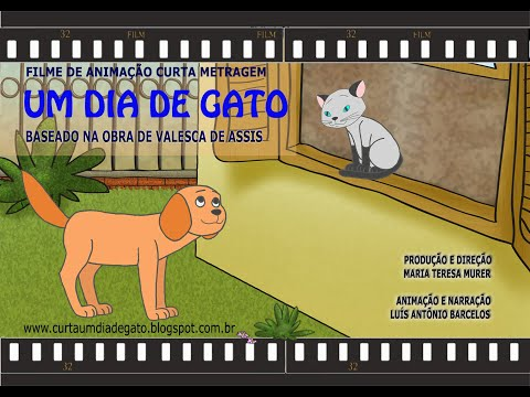 Filme curta metragem infantil desenho! Premiado! Short film Cartoon! Winner of Awards!