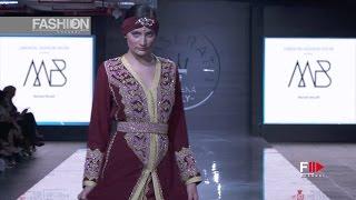 MYRIAM BOUAFI Oriental Fashion Show KUWEIT 2017   Fashion Channel