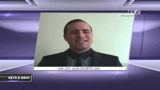 Keys and Gray Show - Ian Joy discusses Lampard MLS controversy