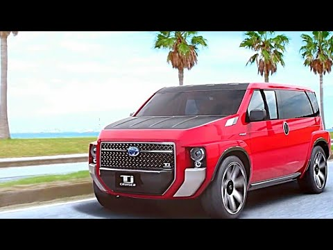 all new toyota tj cruiser 2018 suv and minivan two in 1 what else do you need youtube. Black Bedroom Furniture Sets. Home Design Ideas