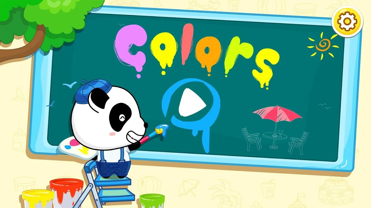 Learning Colors Games free for kids Education Android İos Free Game ...