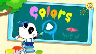 Learning Colors Games  free for kids Education Android İos Free Game GAMEPLAY VİDEO