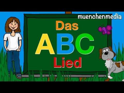 🎵 Das ABC Lied - Alphabet lernen - Kinderlieder deutsch - muenchenmedia