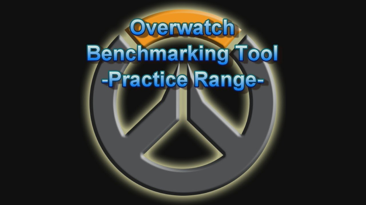 Overwatch Benchmark Tool - Finally Made One!! The World's First?