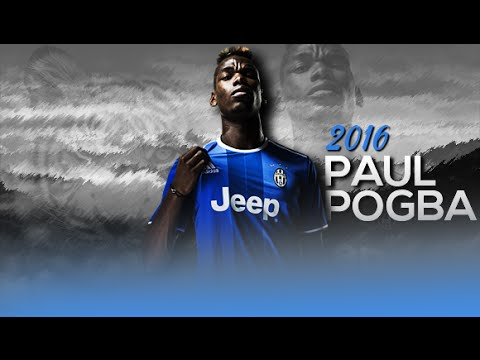 Paul Pogba - Season Review 2015/16 HD
