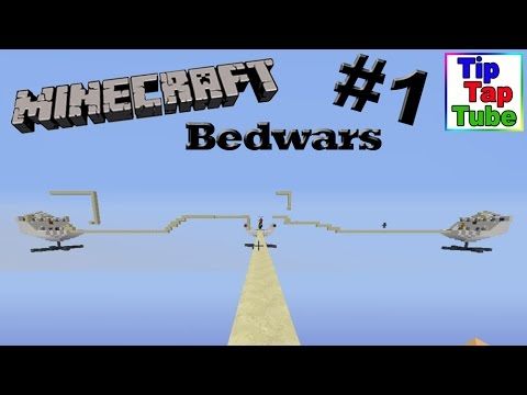 Minecraft Bedwars Auf GommeHD Max Und Ash Spielen Online Echtso - Minecraft spiele fur kinder